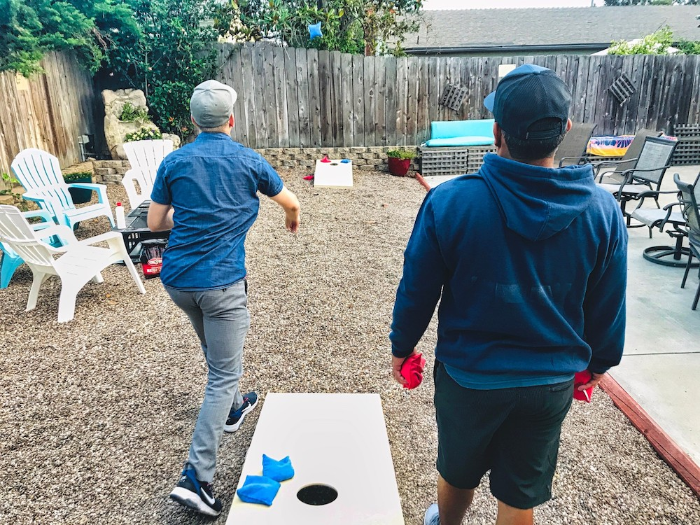 The perfect cornhole toss is within your reach